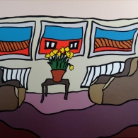 Therapiezimmer 2017 - Barrie Short Kunst